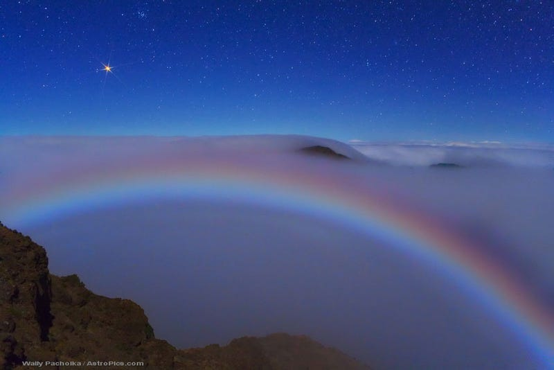 Have You Ever Seen a Lunar Rainbow?