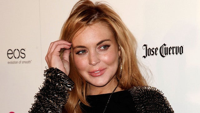 Lindsay Lohan Laughs Off 'Exhaustion' With a Tweet