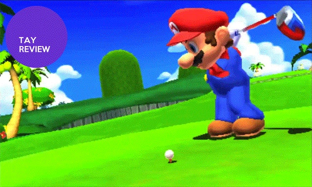 Mario Golf: World Tour: The TAY Review