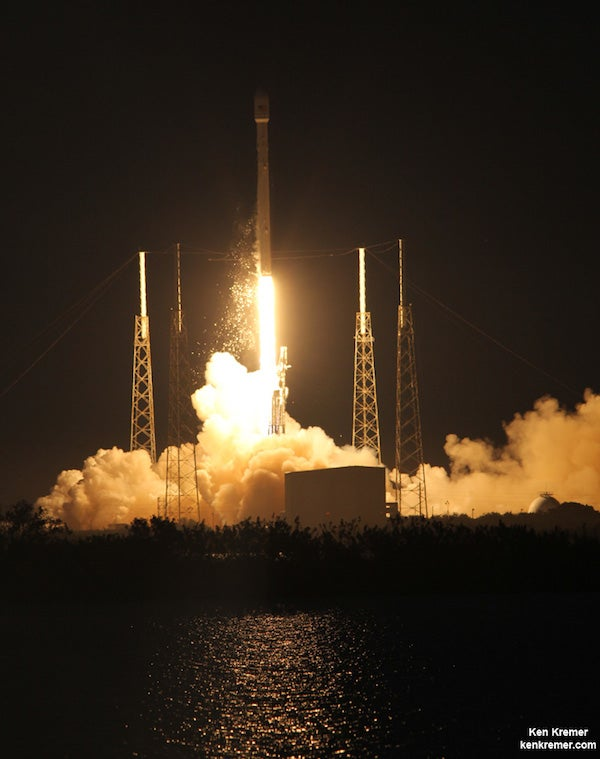 SpaceX Just Made History. Again.