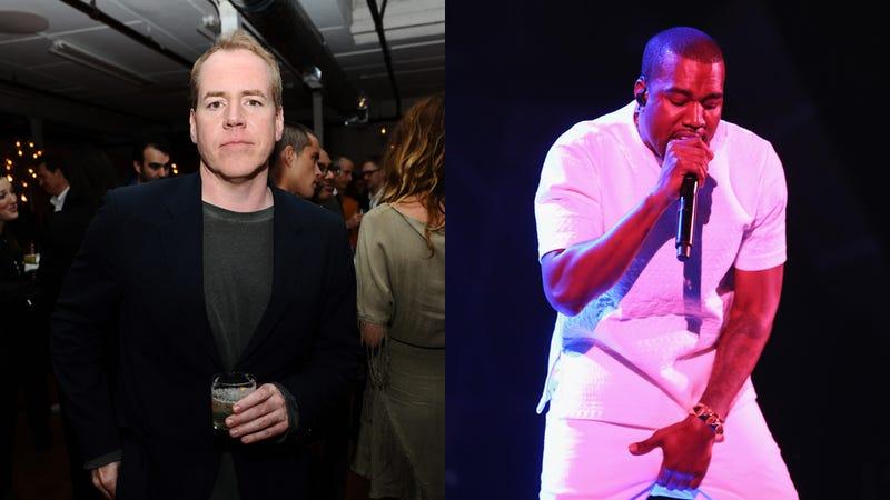 Bret Easton Ellis Actually Wrote Kanye's Terrible American Psycho Clip