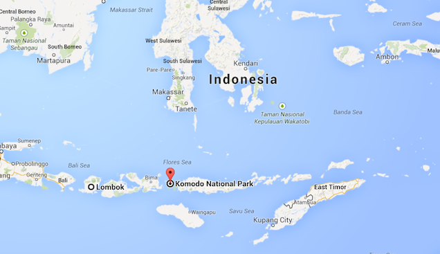 Fifteen Missing After Tourist Boat Sinks in Indonesia