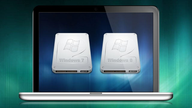 how to create dual boot windows 7