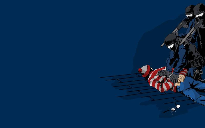 TAY! Where's Wally?