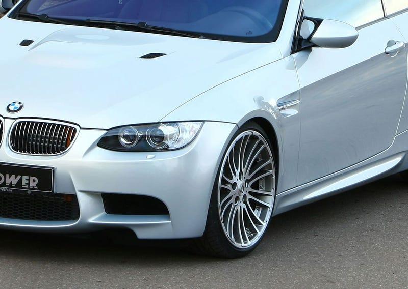 G-POWER BMW M3: 500 HP, 200 MPH, Orange!