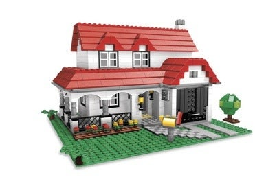 Top Gear's James May to Construct Two-Story Lego House