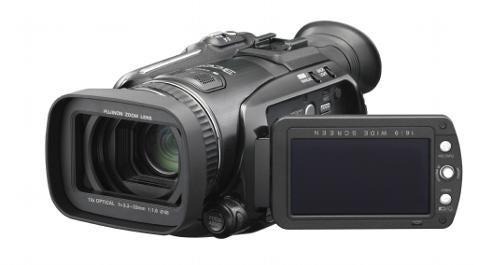 JVC HD Everio: Full Consumer HD?