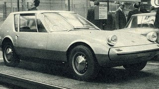 Aaahh!!! Real Monster: The NSU Autonova GT
