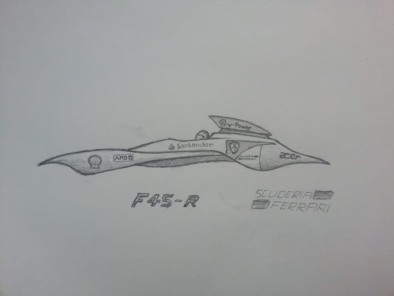 The Future of F1 (according to my imagination)