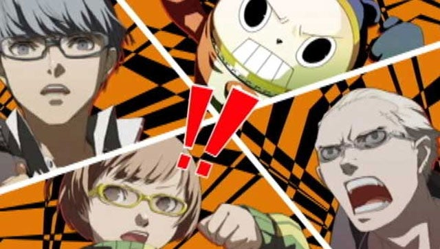 Persona 4's English Voices Baffled By Anime Casting