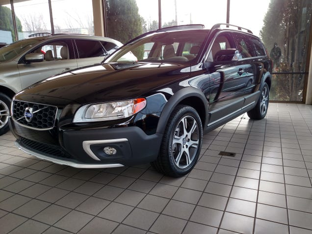 review 2015 volvo xc70 t6 awd polestar. Black Bedroom Furniture Sets. Home Design Ideas