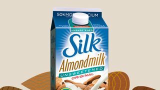 Almond Milk Is Good