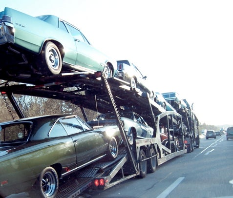 Can You Identify All The Collector Cars On These Dreamer Carriers?