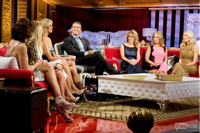 Real Housewives of NY Display Moderate to Severe Delusions at Reunion