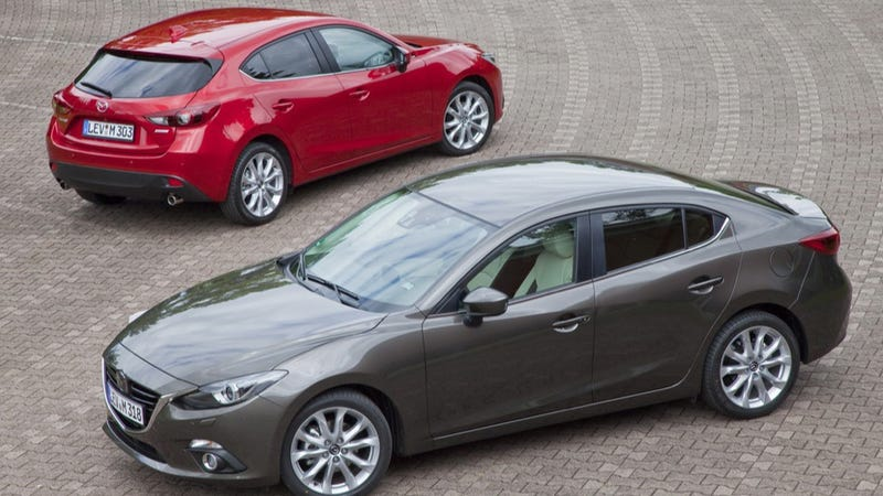 2014 Mazda3 Sedan: This Is It