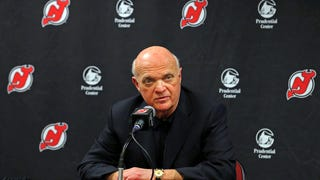 The Devils Now Have Three Head Coaches And Four Players With Mumps