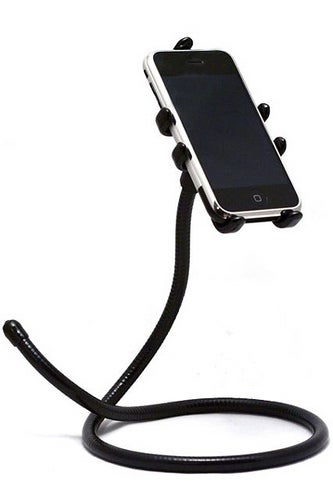 Naja King Stand a Flexible Friend for iPhone and iPod Touch