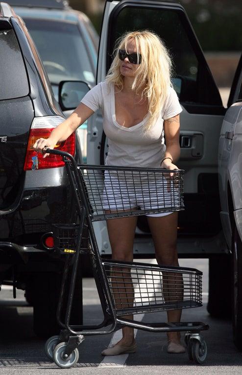 Pamela Anderson: Basket Case?