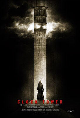 Clock Tower: The Movie: The Posters