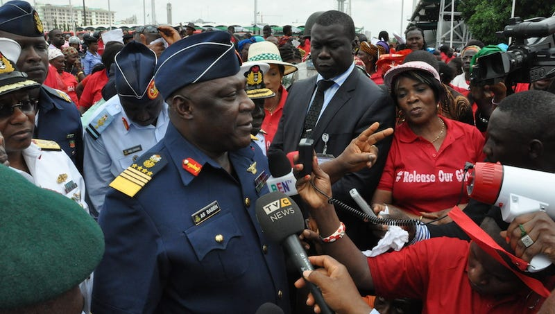 Nigerian Defense Chief: We've Located the Abducted Girls