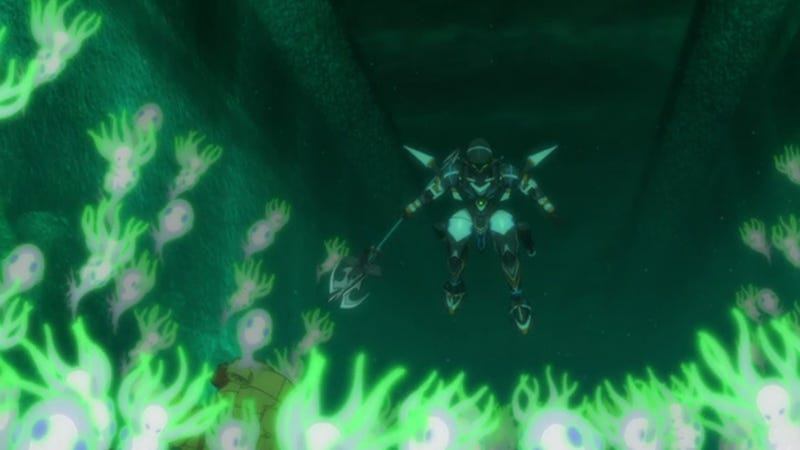 Gargantia is Far Deeper than It Appears on the Surface