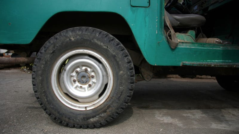 1981 Toyota FJ40: Pictures