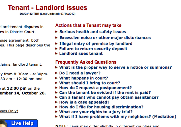 Landlord Rights When Renting A Room Canada