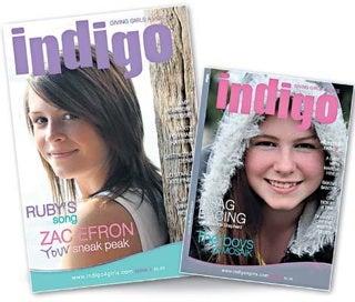 """Indigo Magazine Reaches Out To """"Real Girls"""""""
