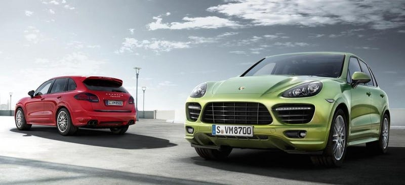 The Porsche Cayenne Is More Reliable Than The Subaru BRZ