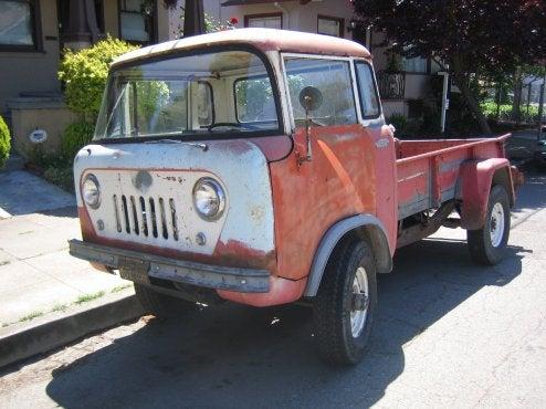Jeep FC170 Living Oaktown Style
