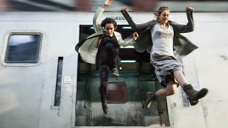 Divergent Opens with a Cool $56 Million, Will Get the Franchise Works