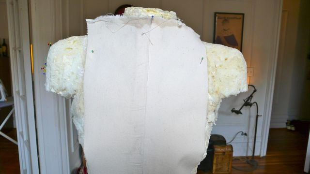 How To Make A Custom Dress Form: Part Two