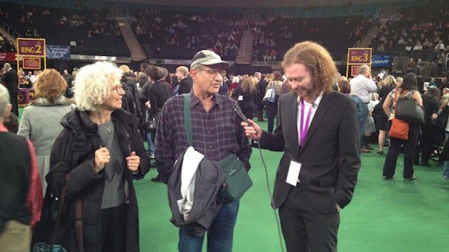 Covering The Westminster Dog Show While On Acid