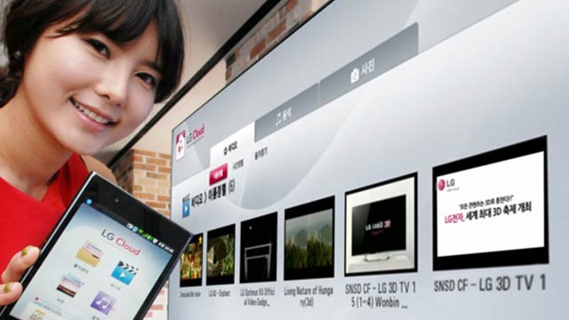 LG Has a Cloud Service Coming Too. Everyone Please Stop This Ugh Sigh Puke