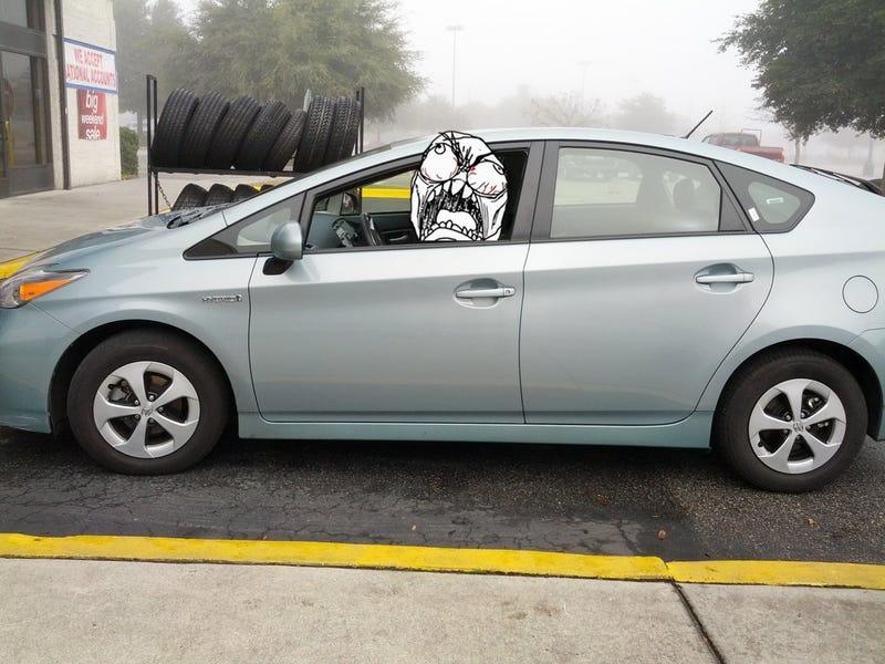 The Transporter Drives: FFFFFUUUUUUUUUU!!!