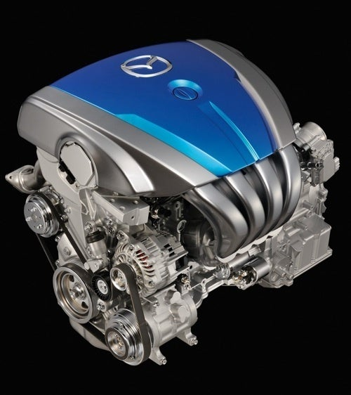 "Mazda ""SKY"" Engines, Transmission: First Look"