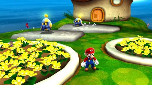 Mario Music of Golden Proportions