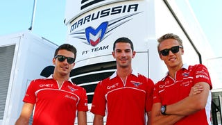 Alexander Rossi Will Race for Marussia this Weekend at Spa Francorchamps