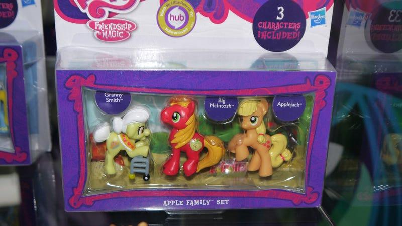 My Little Pony, Comic-Con Ponies