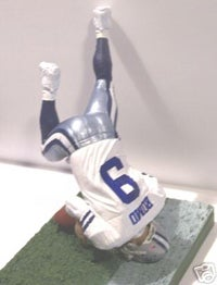 The Tony Romo Playoff Action Figure