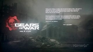 <i>Gears of War</i>Remaster Coming To Xbox One [UPDATE]