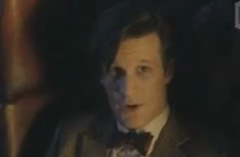 First footage of Doctor Who's Christmas special!