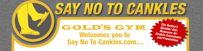Gold's Gym Hates Your Legs