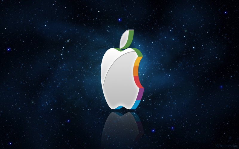 Show Your Apple Pride with These Wallpapers