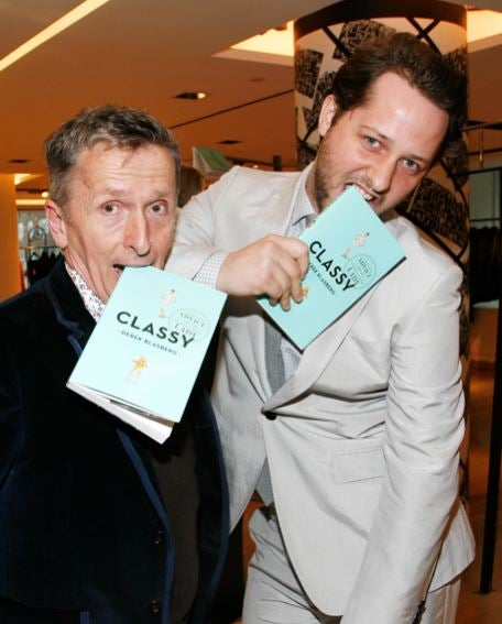 Is Derek Blasberg New York's Greediest Writer?