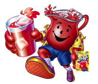 Clean Your Toilet with Kool-Aid