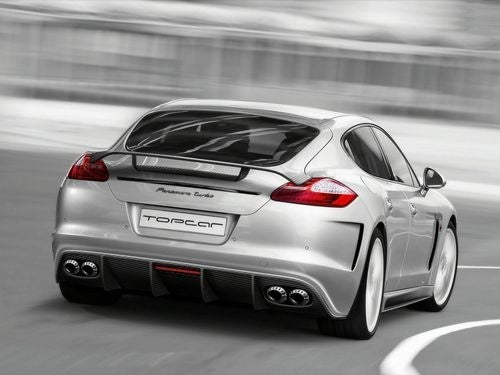 Top Car Porsche Panamera Stingray Gallery