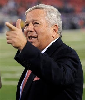 Bob Kraft Still Doesn't Want To Talk About Spygate