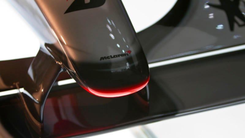 Get a bug's-eye view of Mika Häkkinen's McLaren MP4/14