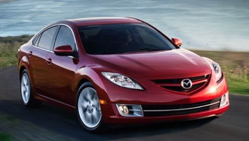 2009 Mazda6 Pricing Revealed In Online Survey, Starts Under $20,000